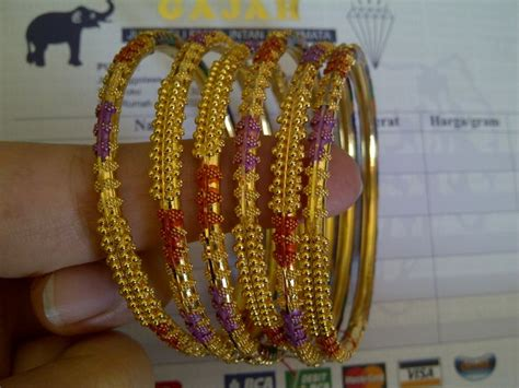 22k india dubai gold bangles 22k 24k gold jewelry in 2019 jewelry gold bangles