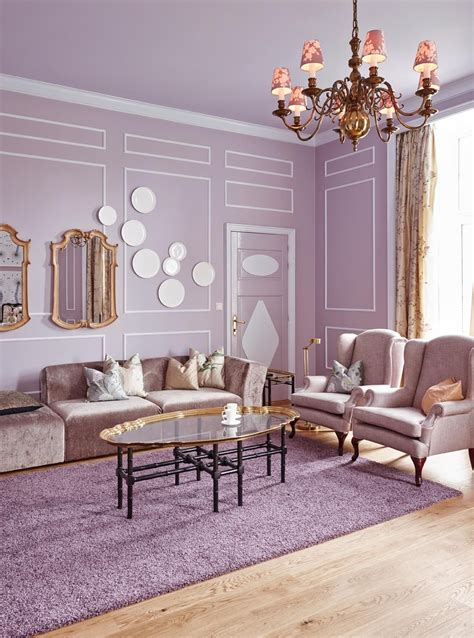 Livingroom Color Ideas by Dazzling Purple Living Room Designs Tags Purple Living