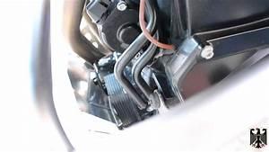 Bmw F650gs    F800gs Coolant Change