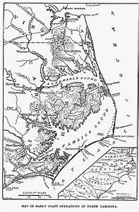 Coastal Operations in North Carolina, 1861-2