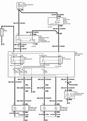 Ford Cougar Wiring Diagram 41257 Enotecaombrerosse It