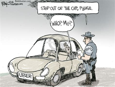 The Uber Editorial Cartoons