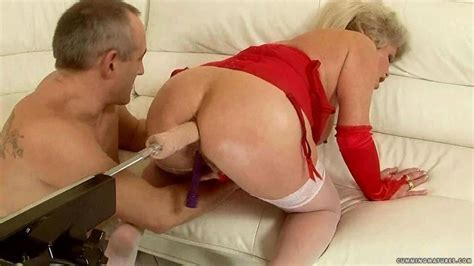 Ugly Granny Getting Fucked By Sex Machine On Gotporn