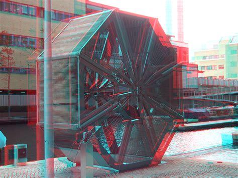 Image 3d File The Rolling Bridge Stereoscopic 3d Jpg Wikimedia