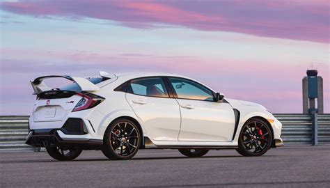 2017 Honda Civic Type R Is Now On Sale With 34775 Price