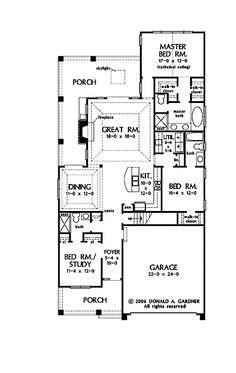 narrow lot floor plans 1000 ideas about narrow lot house plans on