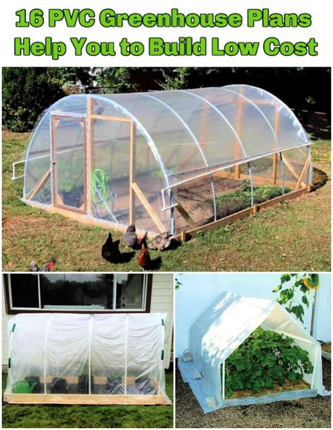 Learn how to build a greenhouse | epic gardening. 16 PVC Greenhouse Plans Help You to Build A Cheap Greenhouse