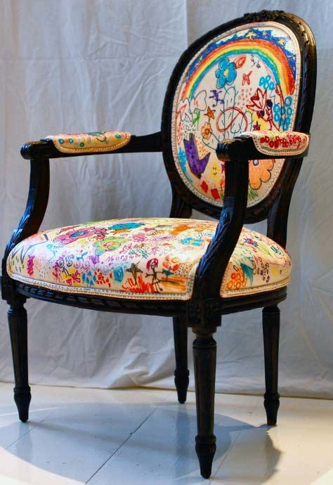 customiser une chaise drawing on furniture for quot chairity quot sharpies decorating