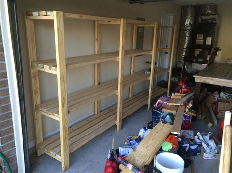 ana white great shelving easy   diy projects