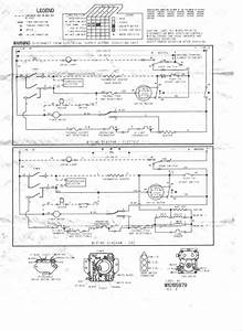 Wiring Diagram For Roper Dryer
