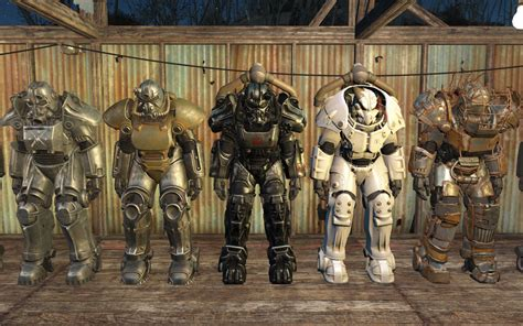 godly power armor fallout  fo mods