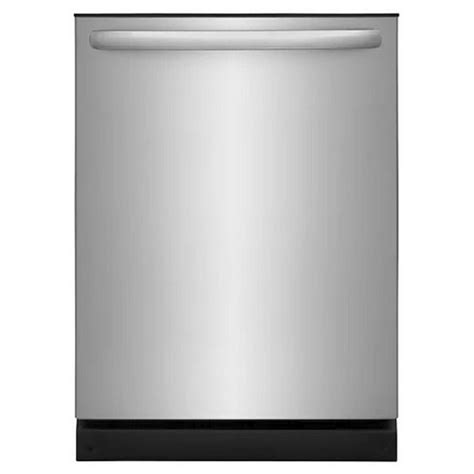 ffidts frigidaire integrated control panel dishwasher stainless steel haywood appliance