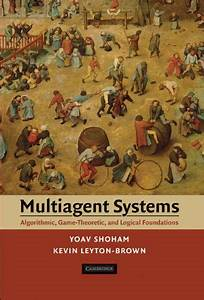 Multiagent Systems  Algorithmic  Game