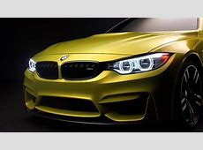 BMW M4 concept reveal promo YouTube