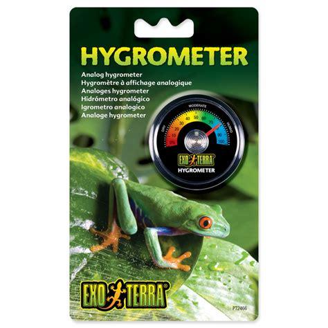 Hidrometrs terarijam - ExoTerra Rept-O-Meter | DINO ZOO