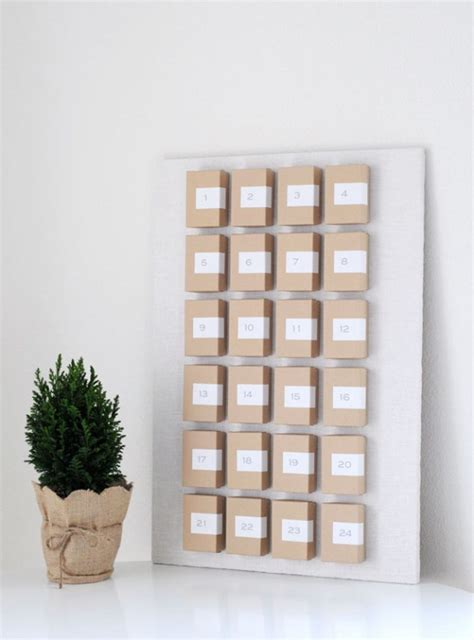 cool advent calendars awesome diy advent calendar to make your kids happy kidsomania