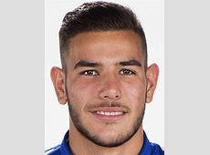Theo Hernández Player Profile 1819 Transfermarkt