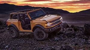 2020 Ford Bronco: Specs, Price, Features, Gallery