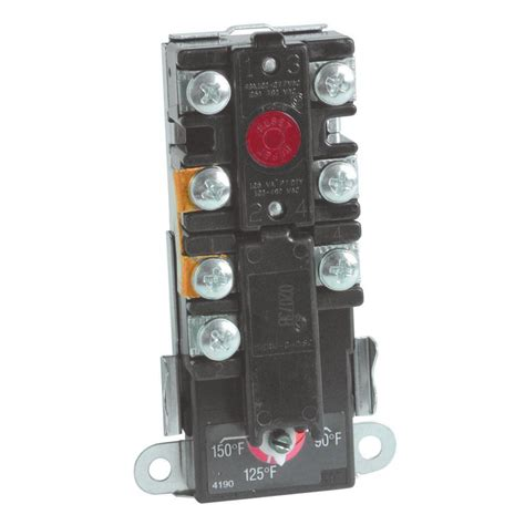 Water Heater Upper Thermostat Thermo Disc Style