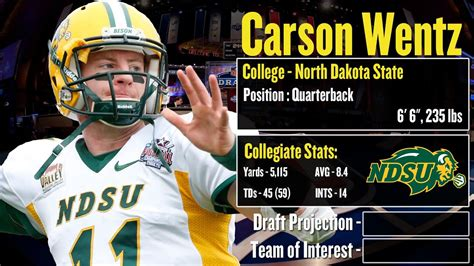 nfl draft profile carson wentz strengths