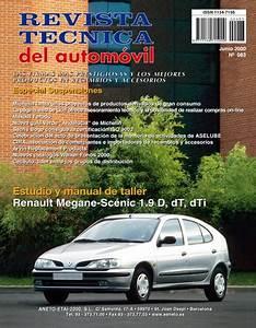 Manual De Taller Y Mecanica Renault Megane Y Scenic Diesel