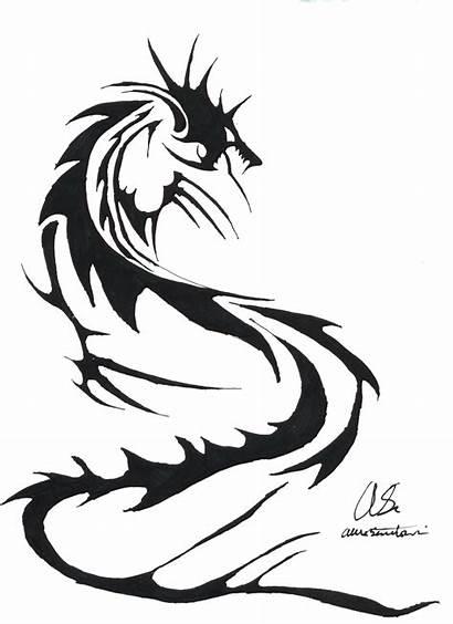 Dragon Tattoo Tattoos Transparent Tatto Clipart Designs