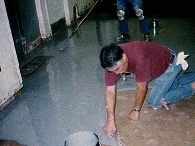 Vapor Barrier   moisture issues in epoxy garage floors