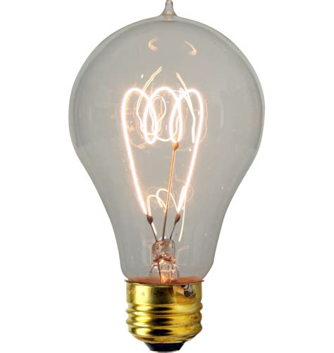 70w loop carbon filament bulb rejuvenation