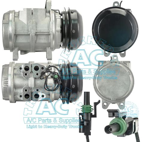 denso compressor clutch ih oem 047100 8530 a165850