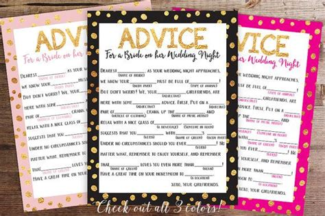 What Advice Would You Give A Bride On Her Wedding Night