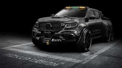 Mercedes Concept X by Mercedes X Class Exy X Concept By Design