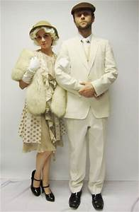 Great Gatsby couple Costume Creative Costumes Hollywood ...