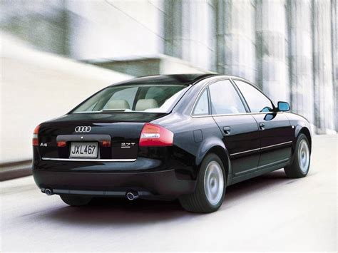 Audi A6 2001 by 2001 Audi A6 Information And Photos Momentcar