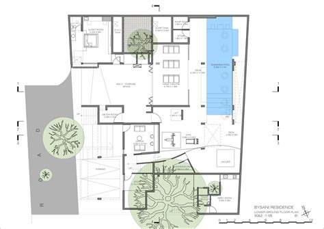 architects home plans gallery of wilson garden house architecture paradigm 14