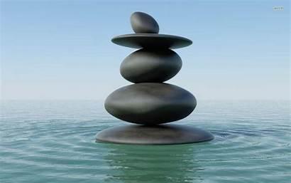 Zen Water Wallpapers Stones Stone 4k Desktop
