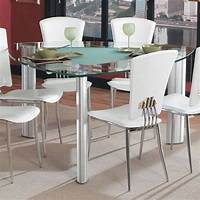 triangular dining table 20 Softly-Shaped Curves of Triangular Dining Tables | Home ...