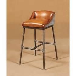 vintage leather bar stools metal antique bar stools foter 6838