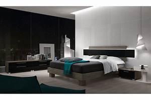 chambre a coucher design choix des couleurs leds rgb With design chambre a coucher