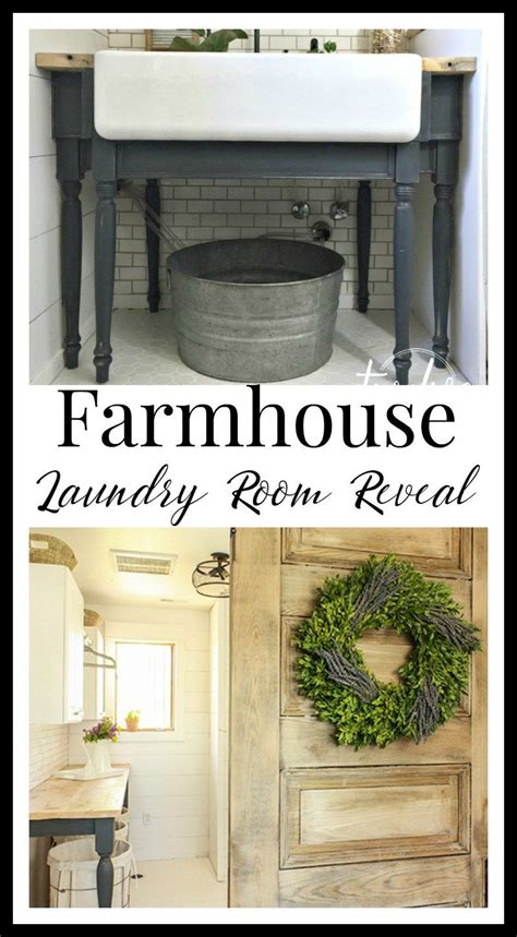kitchen sinks lowes one room challenge farmhouse laundry room reveal best 3024