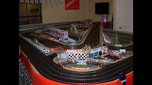 Slot Car Layout - Scalextric