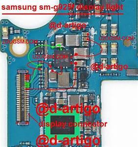 Samsung Galaxy S6 Edge Lcd Display Light Ic Solution