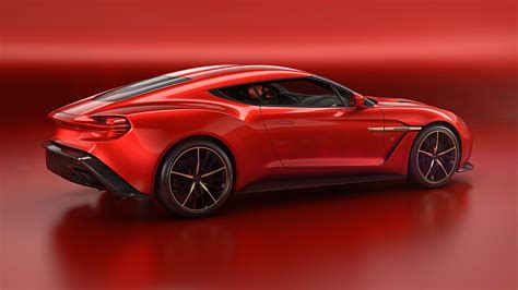 aston martin aston martin vanquish zagato speedster rendered as the