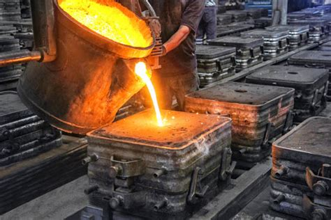 Metal Casting Stock Photos, Pictures & Royalty-Free Images ...