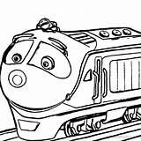 Chuggington sketch template