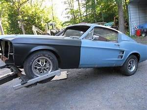 Ford Mustang 1967 For Sale. 1967 Ford Mustang Fastback Project Car