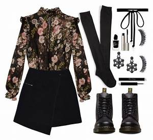 U0026quot;Blackpink Jennie inspired outfitu0026quot; by just-hope liked on Polyvore featuring Giambattista Valli ...