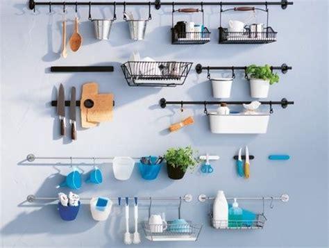 kitchen wall organization systems best 25 kitchen wall storage ideas on wire 6429