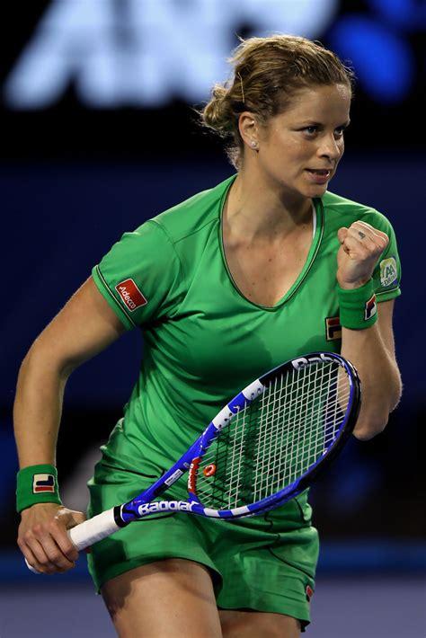 Kim Clijsters Photos Photos 2011 Australian Open Day 8