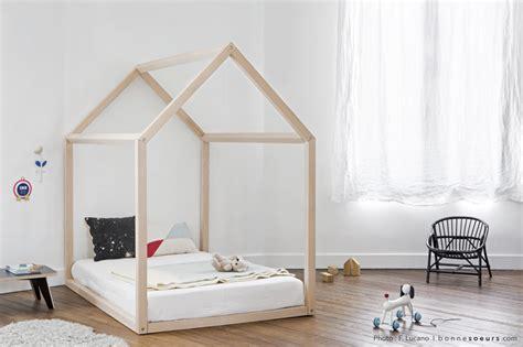 un lit cabane pour une chambre d 39 enfant aventure déco