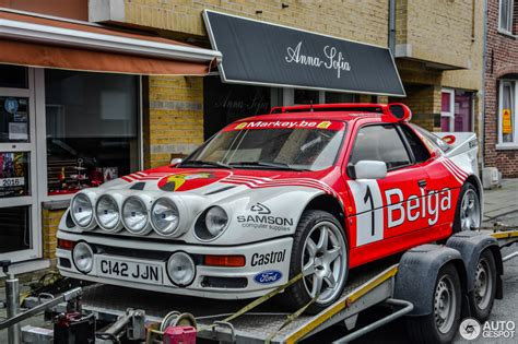 Ford RS200 - 4 February 2016 - Autogespot